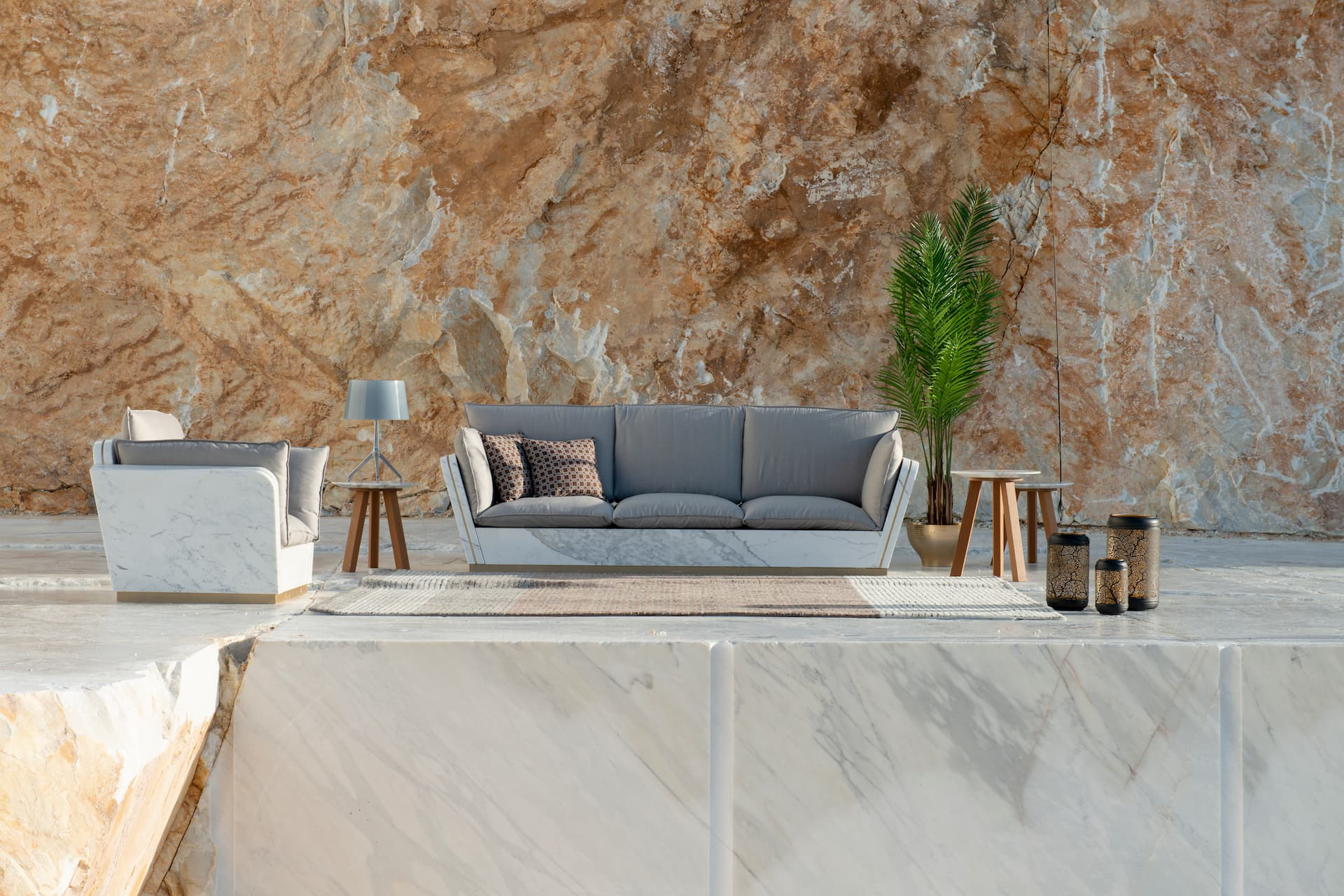 IntNow - Homepage - From quarries to luxury furniture-Mattis collection