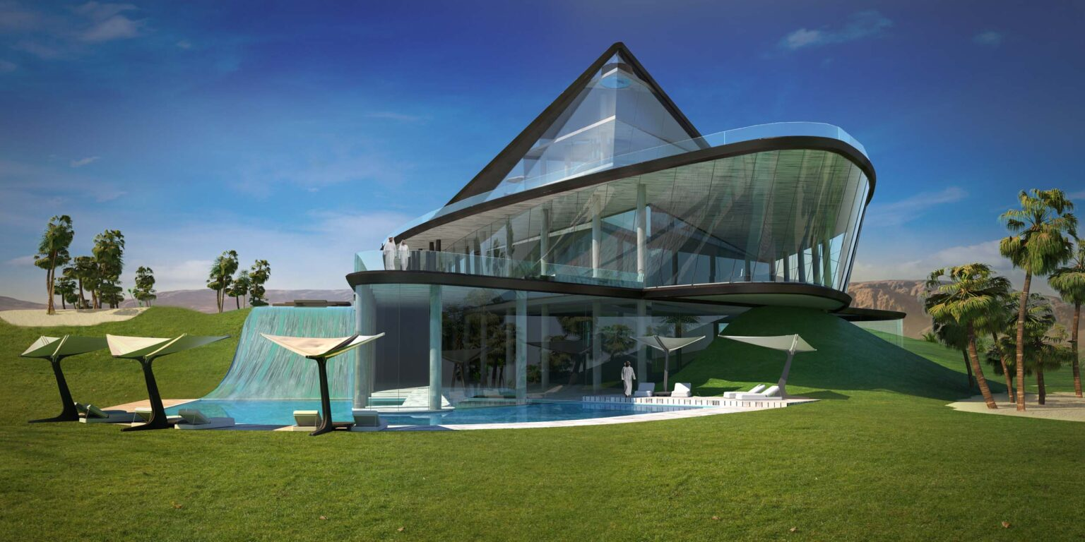 Intnow projects-Villa in South Arabia-4
