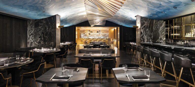 10 Stylish Restaurant Interior Design Ideas Around the World_OR