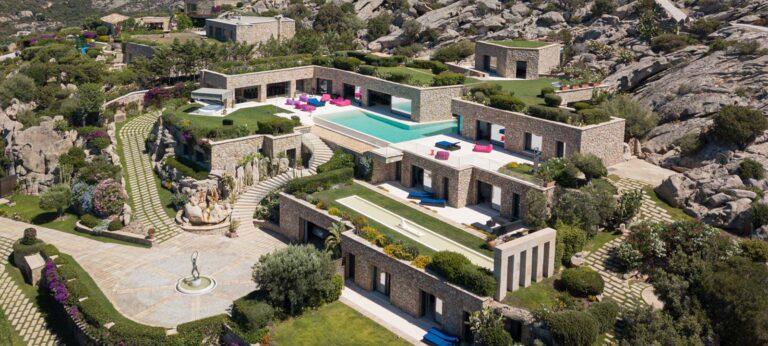 Interni now project-villa Li Ruini-Sardinia-CO2